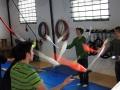 passing massues cours adultes jonglerie à Oreka