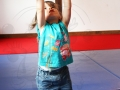 il est haut ce trapèze ! atelier cirque Oreka