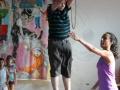 projet soutenu par le CUCS cirque et peinture (36)