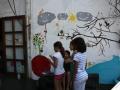 projet soutenu par le CUCS cirque et peinture (49)