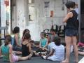 projet soutenu par le CUCS cirque et peinture (7)