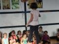 projet soutenu par le CUCS cirque et peinture (75)