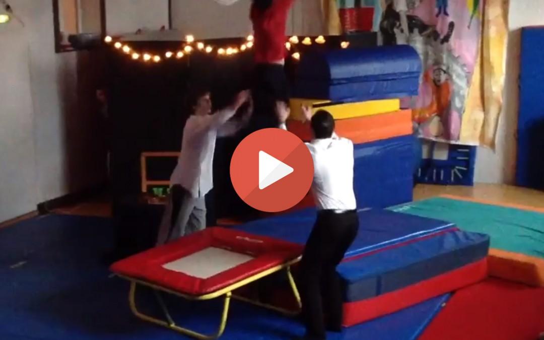 Vidéo – Spectacle de Noël 2012