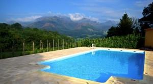 Oronozia piscine
